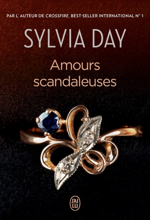Couverture Amours scandaleuses