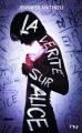 Couverture La vérité sur Alice Editions Pocket (Jeunesse) 2016