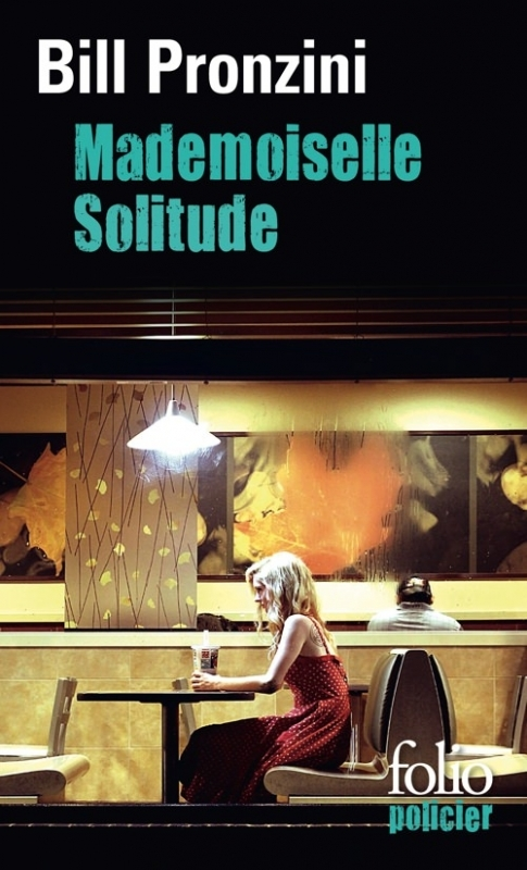 Couverture Mademoiselle Solitude