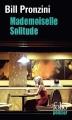 Couverture Mademoiselle Solitude Editions Folio  (Policier) 2015