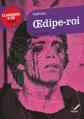 Couverture Oedipe roi Editions Hatier (Classiques & cie - Lycée) 2015