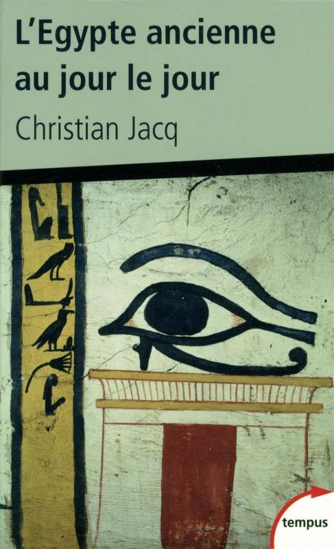 Couverture L'Egypte ancienne au jour le jour