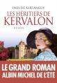Couverture Les Héritiers de Kervalon Editions Albin Michel 2013