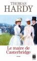 Couverture Le Maire de Casterbridge Editions Archipoche 2015