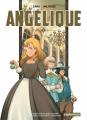 Couverture Angélique, tome 2 Editions Casterman 2015