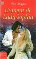 Couverture L'amant de Lady Sophia Editions J'ai Lu (Pour elle - Aventures & passions) 2003