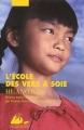 Couverture L'école des vers à soie Editions Philippe Picquier (Jeunesse) 2006
