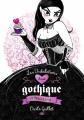 Couverture Les Tribulations d'une Gothique Amoureuse Editions EDB 2015