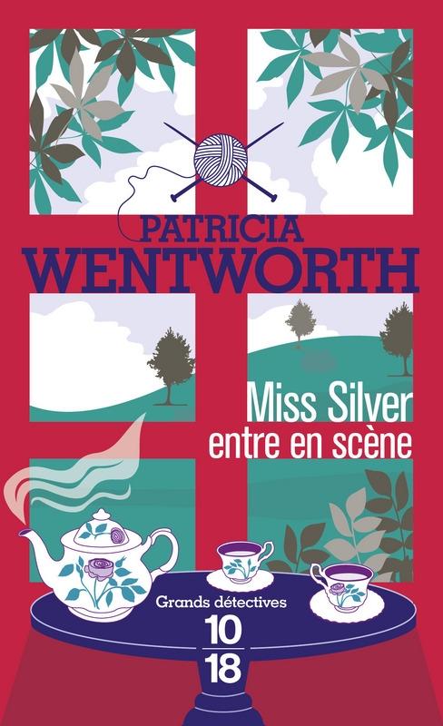 Couverture Miss Silver entre en scène