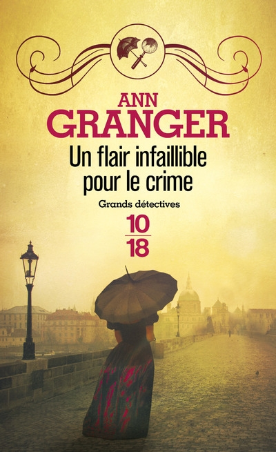Couverture Un flair infaillible pour le crime