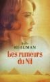Couverture Les rumeurs du Nil Editions France Loisirs 2015