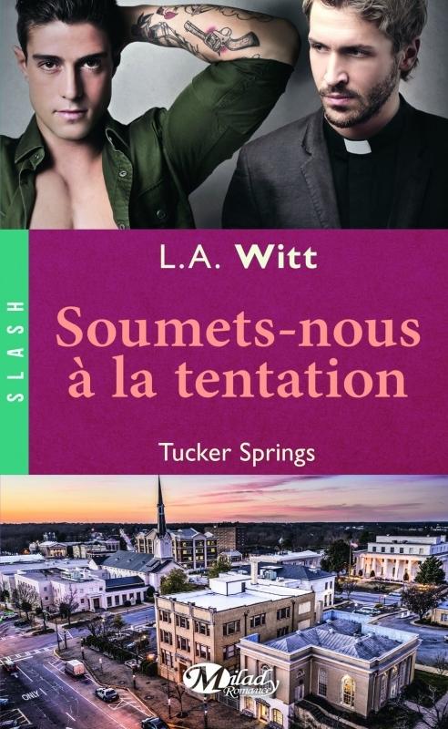 Couverture Tucker Springs, tome 4 : Soumets-nous à la tentation