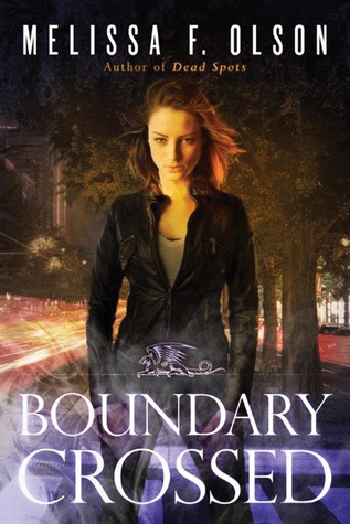 Couverture Boundary Magic, book 1: Boundary Crossed