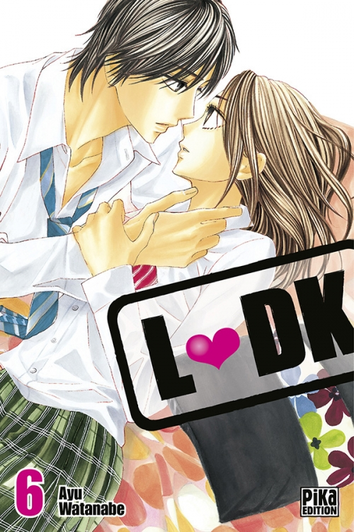 Couverture L-DK, tome 06