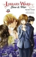 Couverture Library Wars : Love and War, tome 13 Editions Glénat (Shôjo) 2015