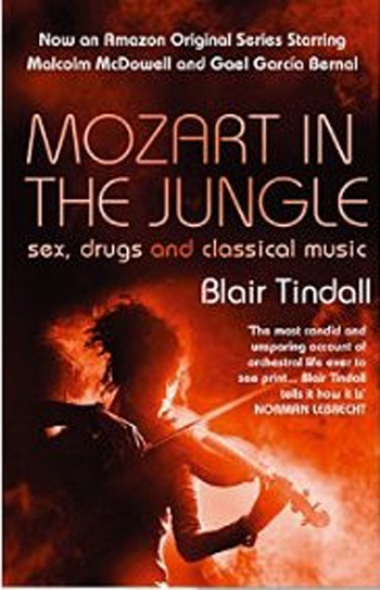 Couverture Mozart in the Jungle: Sex, Drugs and Classical Music