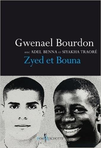 Couverture Zyed et Bouna