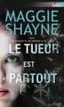 Couverture Le tueur est partout Editions Harlequin (Best sellers - Suspense) 2015