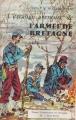 Couverture L'étrange aventure de l'Armée de Bretagne Editions Presses Universitaires de Rennes (PUR) 1970