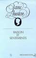Couverture Raison et Sentiments / Le Coeur et la Raison / Raison & Sentiments Editions Christian Bourgois  1979