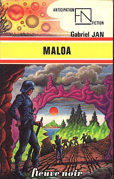 Couverture Maloa