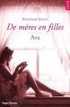 Couverture De mères en filles, tome 4 : Ava Editions Hugo & cie 2015
