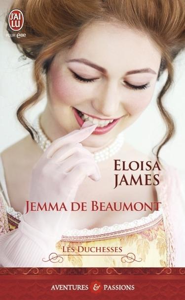 Couverture Les Duchesses, tome 5 : Jemma de Beaumont