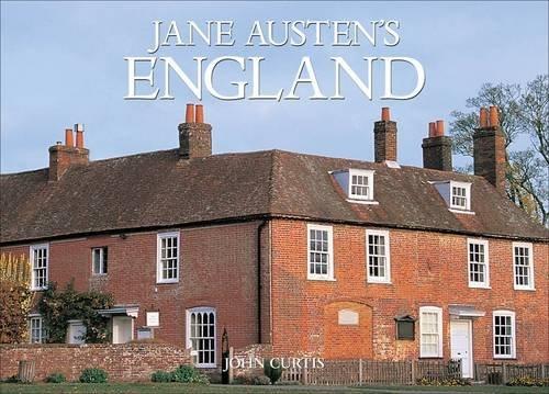 Couverture Jane Austen's England