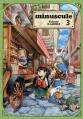 Couverture Minuscule, tome 3 Editions Komikku 2015