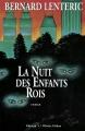Couverture La nuit des enfants rois Editions N°1 / Stock 2000
