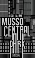 Couverture Central Park Editions Pocket 2015