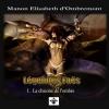 Couverture Légendes faës, tome 1 : La chienne de l'ombre Editions Lancelot 2015