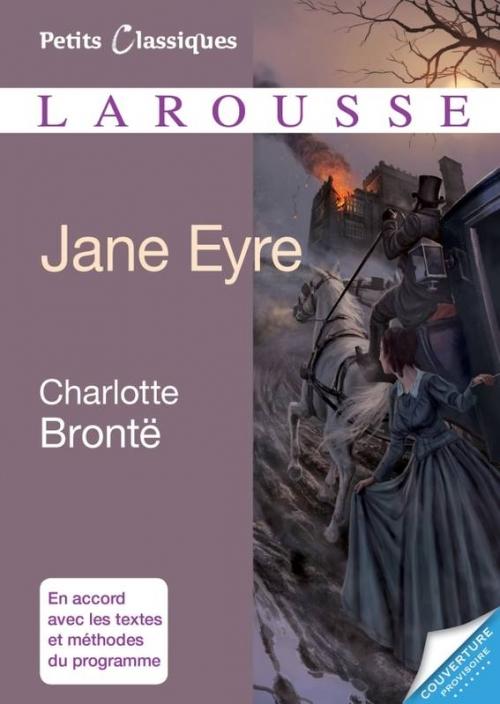 Couverture Jane Eyre, abrégé
