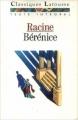Couverture Bérénice Editions Larousse (Classiques) 1991