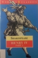 Couverture Henry IV, tome 1 Editions Oxford University Press (World's classics) 1994