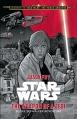Couverture Voyage vers Star Wars : Le Réveil de la Force : L'arme du Jedi : Une aventure de Luke Skywalker Editions Disney (Lucasfilm Press) 2015