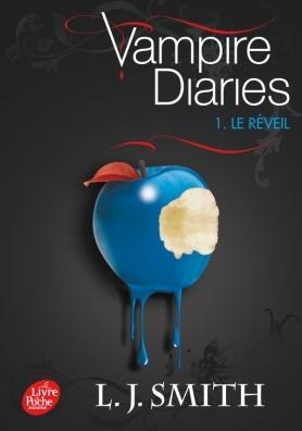 Couverture Journal d'un vampire, tome 01 : Le réveil
