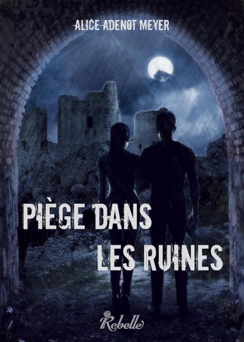 Couverture Piège dans les ruines