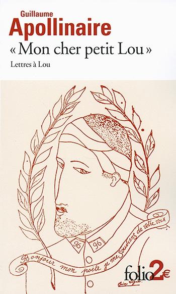Couverture Lettres à Lou