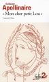 Couverture Lettres à Lou Editions Folio  (2 €) 2014