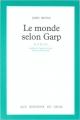 Couverture Le monde selon Garp Editions Seuil 1980