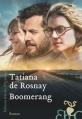 Couverture Boomerang Editions Héloïse d'Ormesson 2015