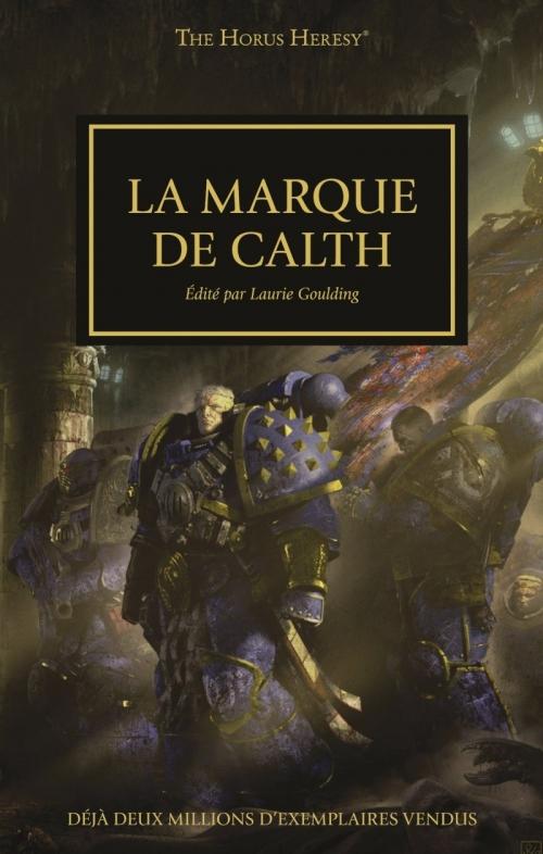 Couverture L'Hérésie d'Horus, tome 25 : La marque de Calth