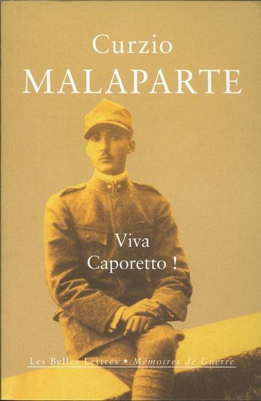 Couverture Viva Caporetto !