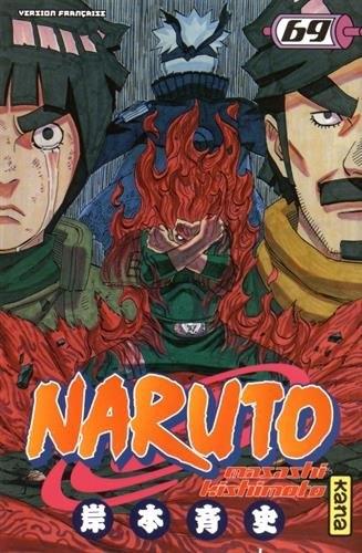 Couverture Naruto, tome 69