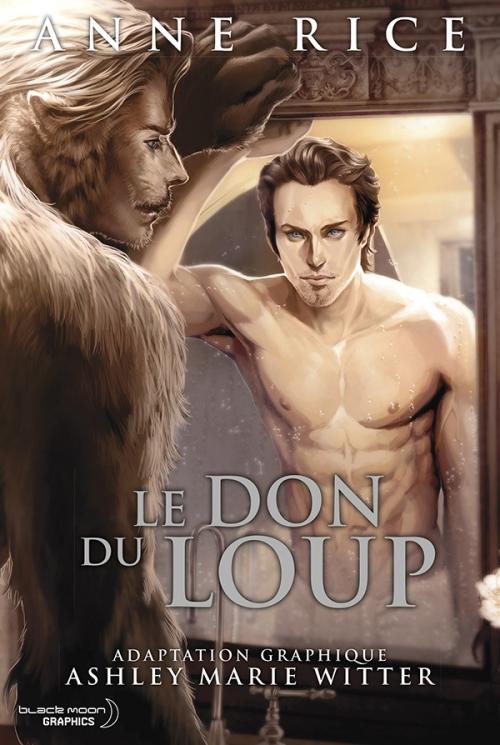 Couverture Le Don du Loup (graphic novel)