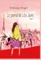 Couverture Le journal de Léa Jaune, tome 1 Editions Nana 2015