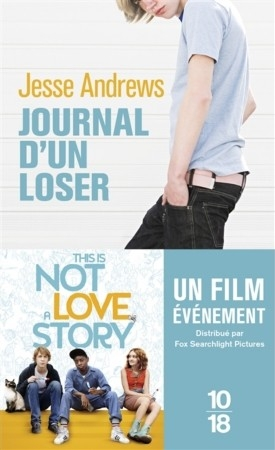 Couverture Journal d'un loser