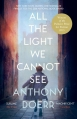 Couverture Toute la lumière que nous ne pouvons voir Editions HarperCollins 2015