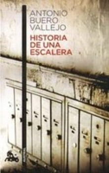 Couverture Histoire d'un escalier